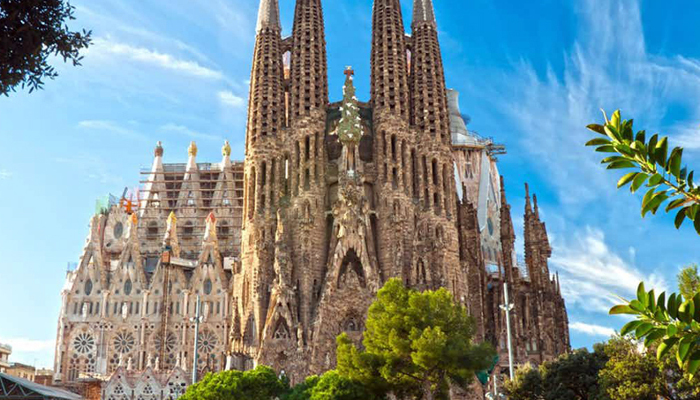 Sagrada Familia_Barcellona