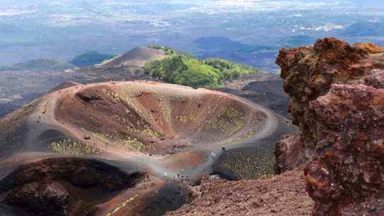 Escursioni sull'Etna: cosa vedere e come andare