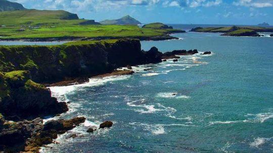 Wild Atlantic Way: la spettacolare rotta costiera d'Irlanda