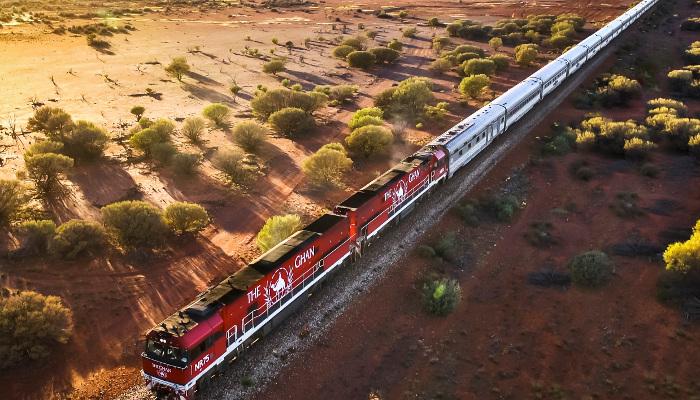 viaggi in treno_the ghan