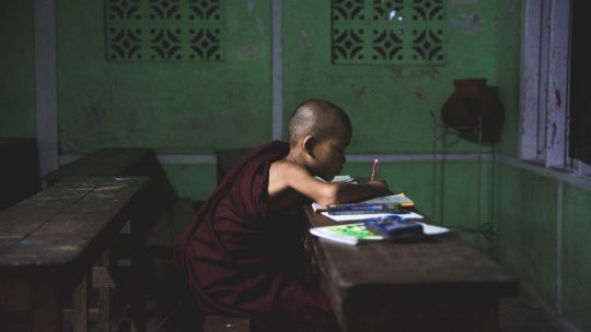 MYANMAR | Compiti a Casa