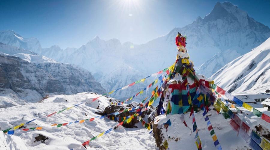 HIMALAYA | Il Trekking con il Passo più alto del Mondo