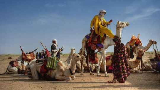 NIGER | Il deserto e la bellezza