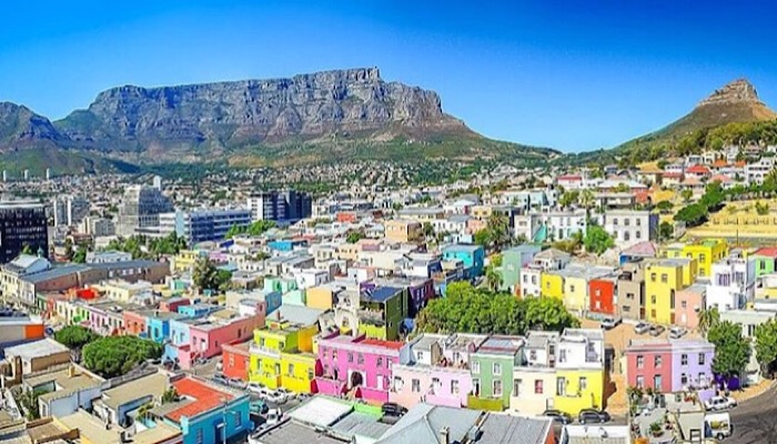 Bo-Kaap, Città del Capo, Sudafrica