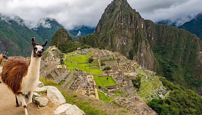 Machu Picchu_Perù